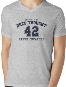 Go Earth Creatures! Mens V-Neck T-Shirt