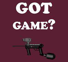 Paintball. Got Game? WHI. Unisex T-Shirt