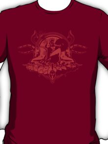 Spartan - Red T-Shirt