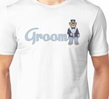 Teddy Bear Wedding - Groom Unisex T-Shirt