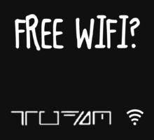 Free WiFi? by rycbar321