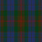 01810 Buchanan Hunting Clan/Family Tartan Fabric Print Iphone Case by Detnecs2013