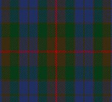 01810 Buchanan Hunting Clan/Family Tartan Fabric Print Iphone Case by Detnecs2013