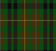 01811 Buchanan Hunting (Scott Adie) Clan/Family Tartan Fabric Print Iphone Case by Detnecs2013