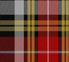 01814 Buchanan Old Dress Clan/Family Tartan Fabric Print Iphone Case by Detnecs2013