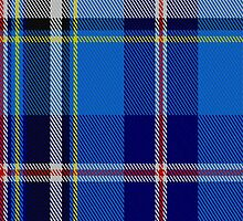 01816 John & Isabella Buchanan Universal Commemorative Tartan Fabric Print Iphone Case by Detnecs2013
