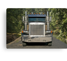Logging Truck I Canvas Print