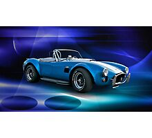 Shelby Cobra 427 Photographic Print