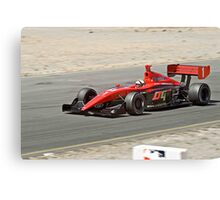 Indy Competition Canvas Print