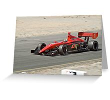 Indy Competition Greeting Card