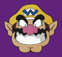 Wario by Hunter-Blaze