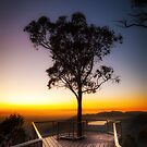 Amazing sunrise at Boroka Lookout by hangingpixels