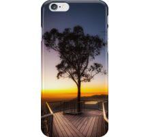 Amazing sunrise at Boroka Lookout iPhone Case/Skin