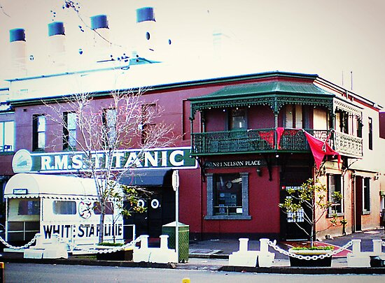 *Titanic Restaurant - Williamstown, Vic by EdsMum