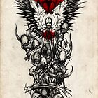 Demon Sleeve by Shawn Coss