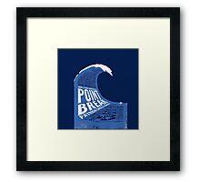 Point Break Movie Framed Print