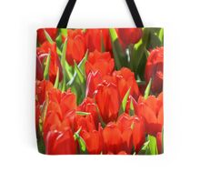MIFGS - Red Tulips - Two Tote Bag