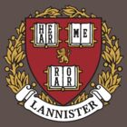 Lannister University by DCVisualArts