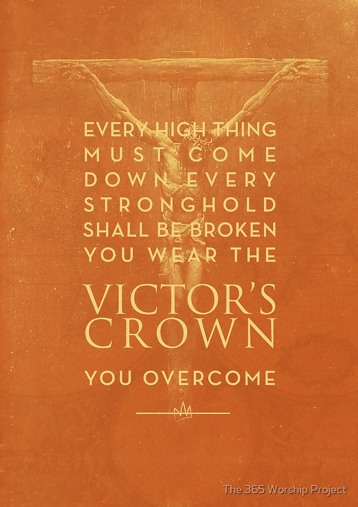 Victor's Crown by The 365 Worship Project