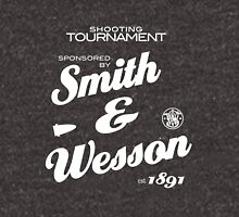 Smith & Wesson  (black) Unisex T-Shirt