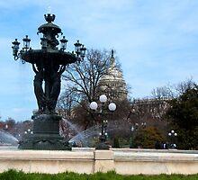 Bartholdi Fountain - Plate No. # II by Matsumoto