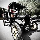 Model A Truck by LawrencePhoto