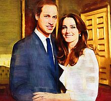 prince william and kate by sigoisette