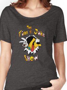 The Finn & Jake Show Women's Relaxed Fit T-Shirt