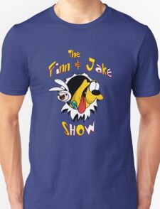 The Finn & Jake Show T-Shirt