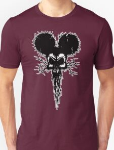 Hammer Mouse of Horror for dark tees Unisex T-Shirt