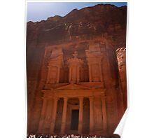 Treasury, Petra Poster