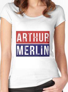 Arthur & Merlin Women's Fitted Scoop T-Shirt