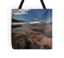 Low Tide Colours Tote Bag
