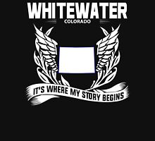WHITEWATER,COLORADO T-Shirt