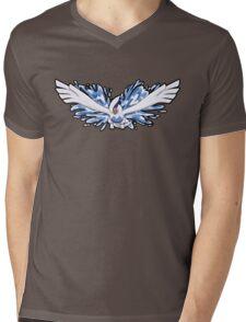 Lugia Mens V-Neck T-Shirt