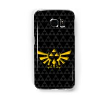 Triforce with background Samsung Galaxy Case/Skin