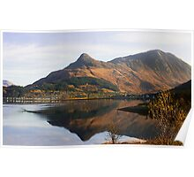 The Pap of Glencoe Poster