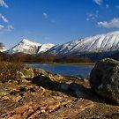 Glen Etive by jacqi