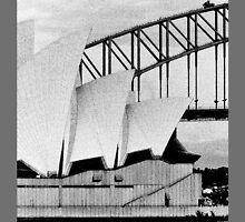 Sydney Opera House by Glenn Launerts
