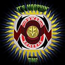 It&#x27;s Morphin&#x27; Time by joshjen10