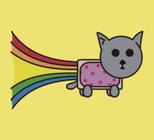 Nyan Cat  Kids Tee