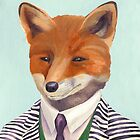 Mr Fox by AnimalCrew