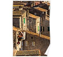 Houses of Sorano Poster