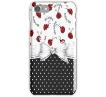 Little Ladybugs iPhone Case/Skin