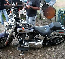 2007 Harley Davidson by Tom Broderick IPA