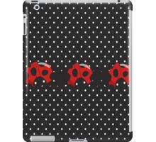 Polka Dot Lady Bugs iPad Case/Skin