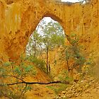 The Arch at Hill End by Penny Smith