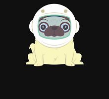 Pug in Space Unisex T-Shirt