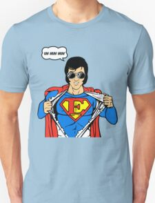Superman Super Elvis Presley  Unisex T-Shirt