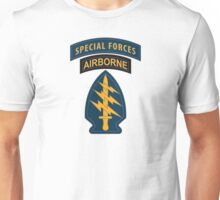 Special Forces Patches Unisex T-Shirt
